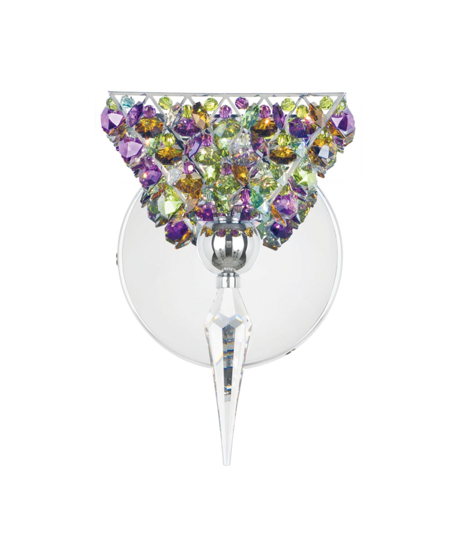 shown with and forest floor swarovski elements crystal - Schonbek