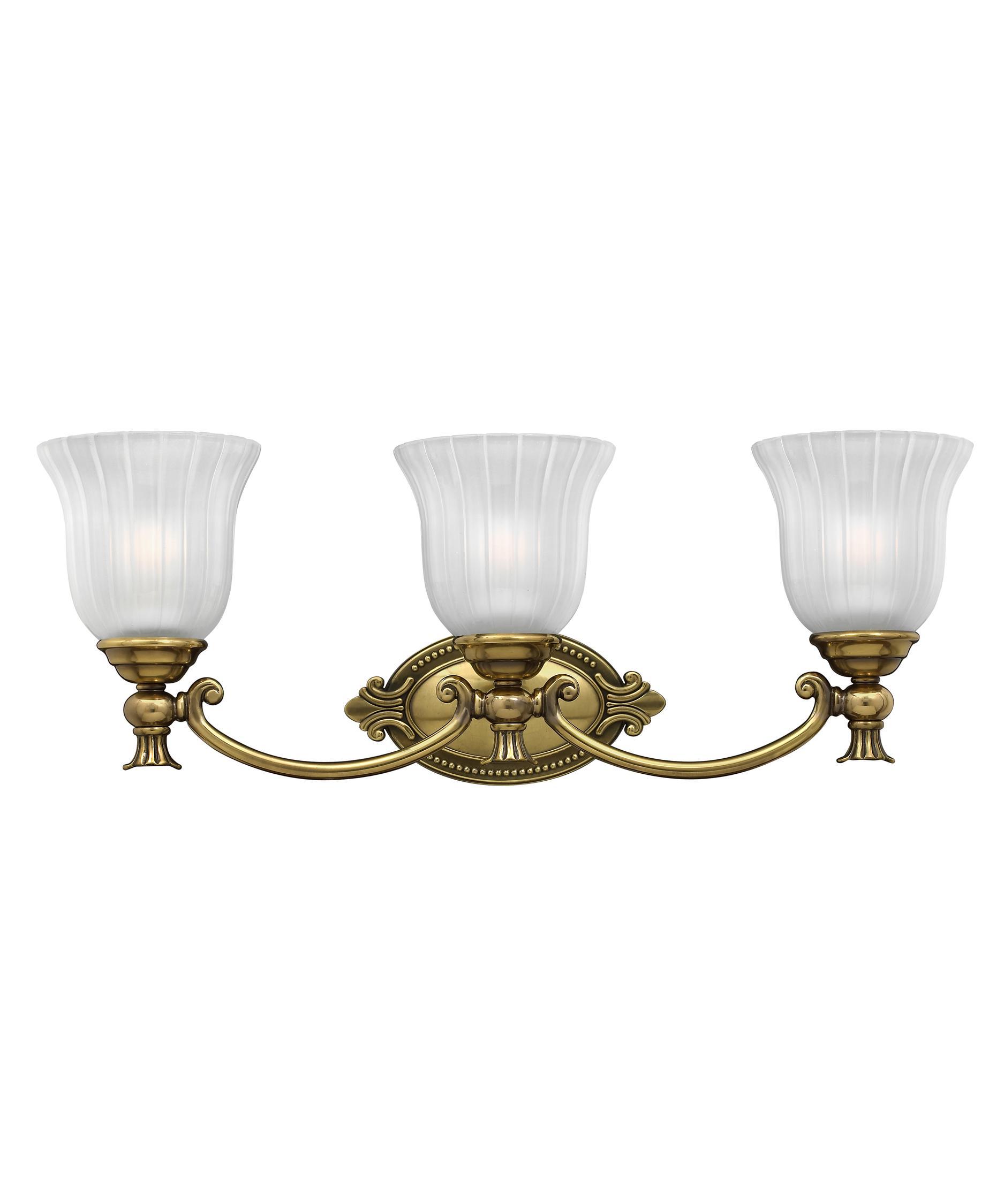Hinkley Lighting 5583 Francoise 25 Inch Wide Bath Vanity Light