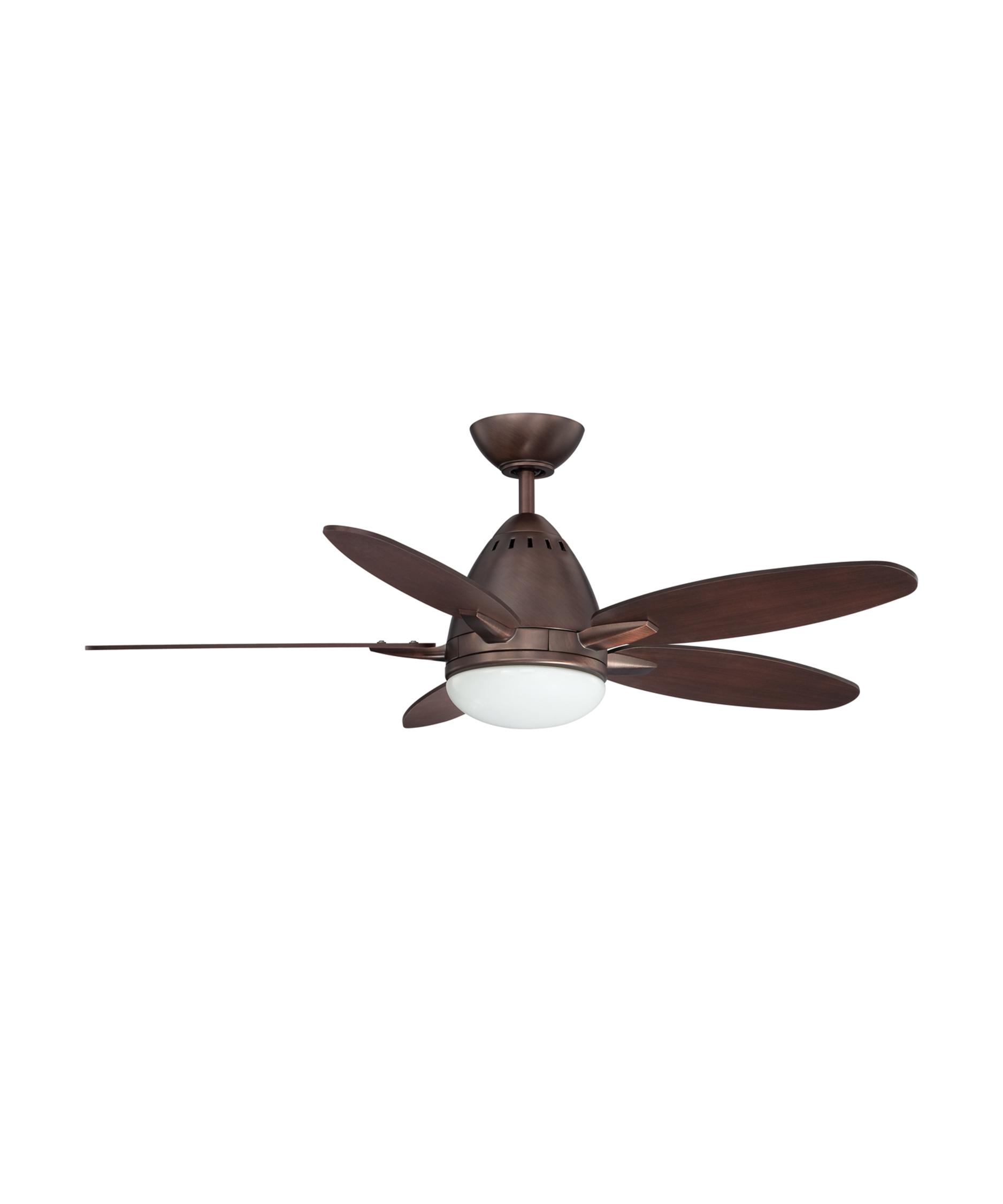Kendal Lighting AC19344 Navaton 44 Inch Ceiling Fan With