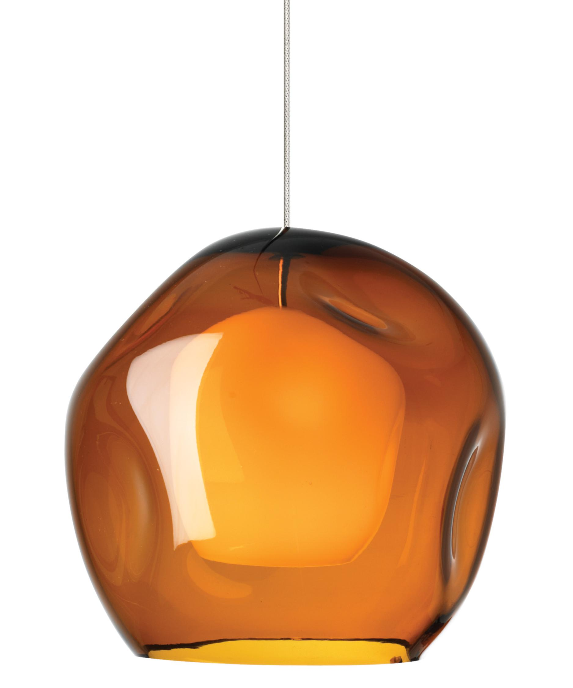 Shown With Amber Glass