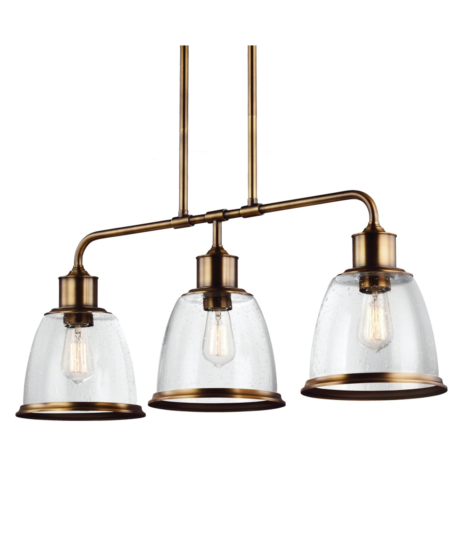 Murray Feiss F30193 Hobson 36 Inch Wide Island Light  Capitol