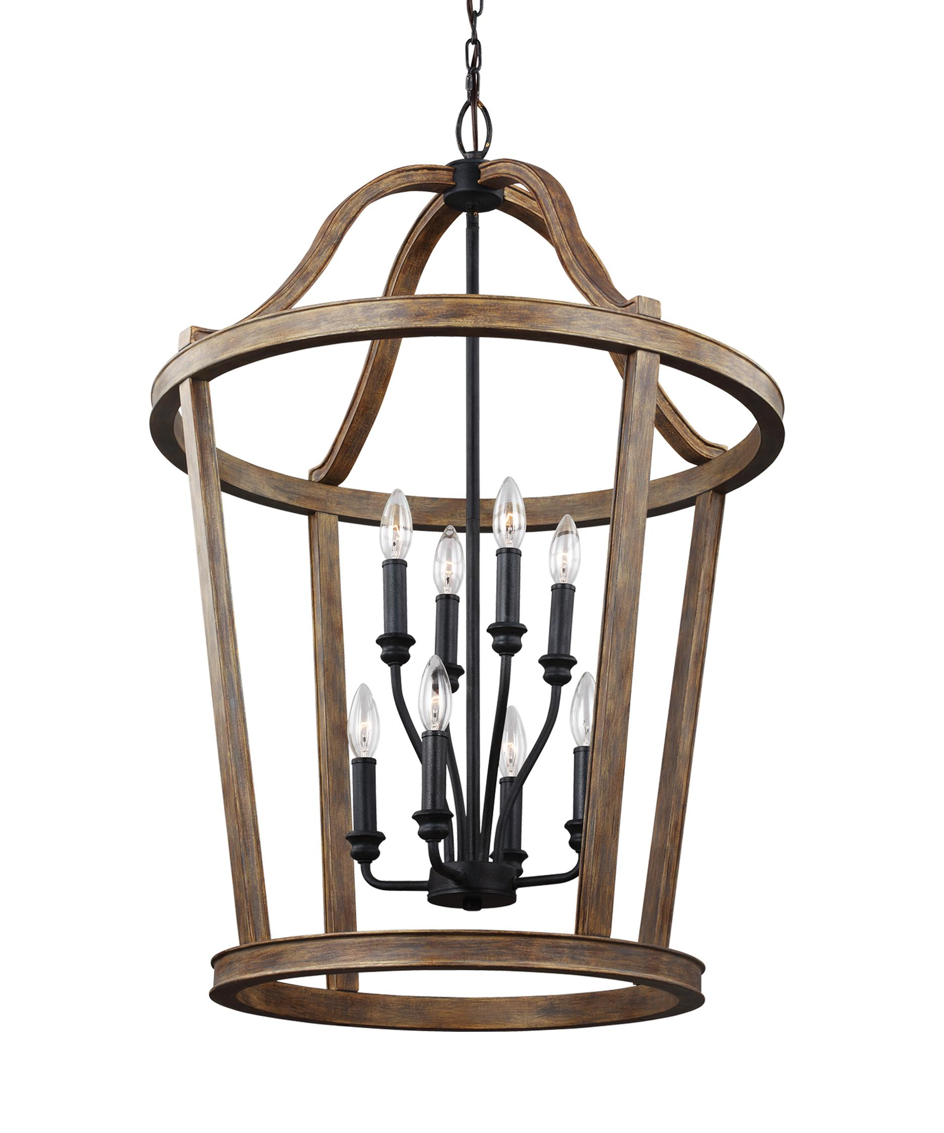 Murray Feiss Lorenz 24 Inch Wide 8 Light Chandelier – Murray Feiss Chandeliers