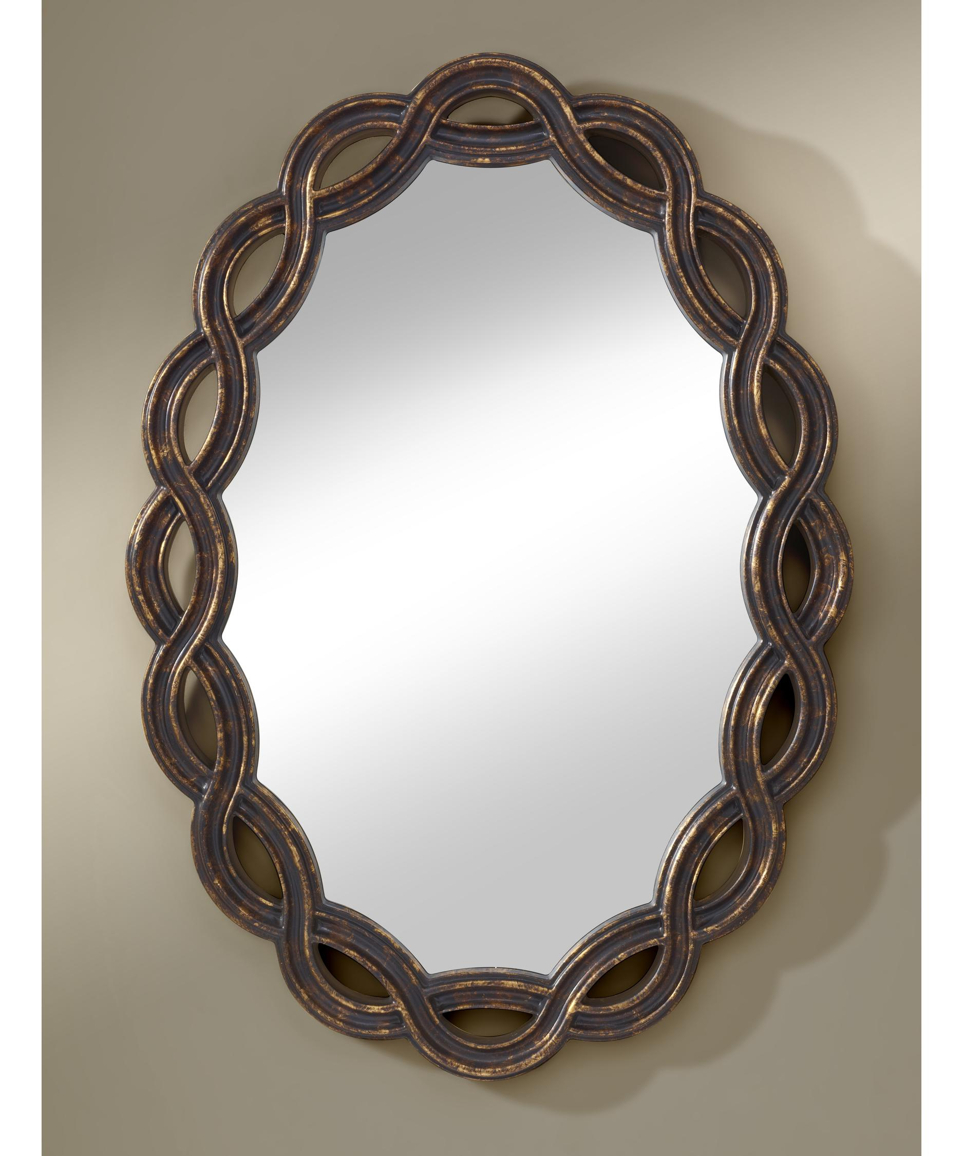 Murray Feiss Mr1163 Charmed Wall Mirror Capitol Lighting 1