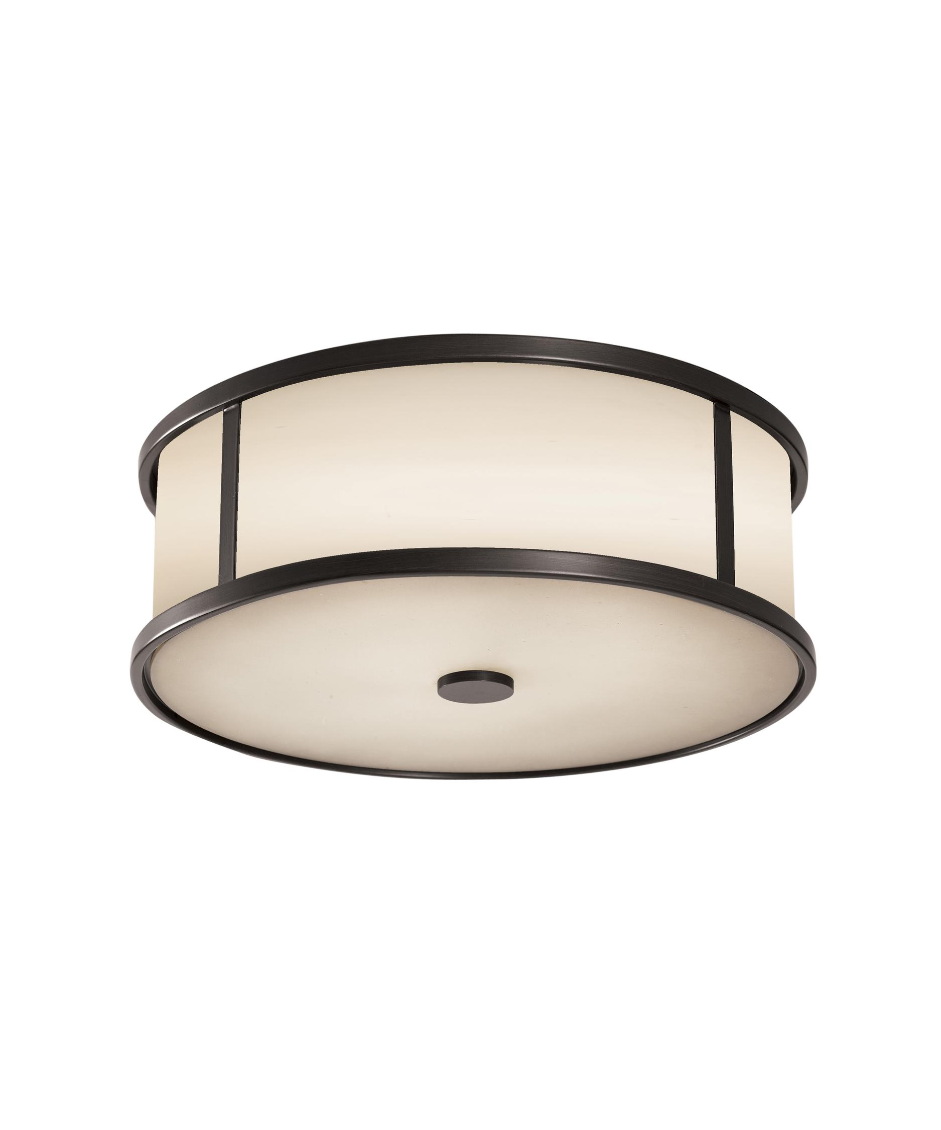 Murray Feiss Dakota Inch Wide Light Outdoor Flush