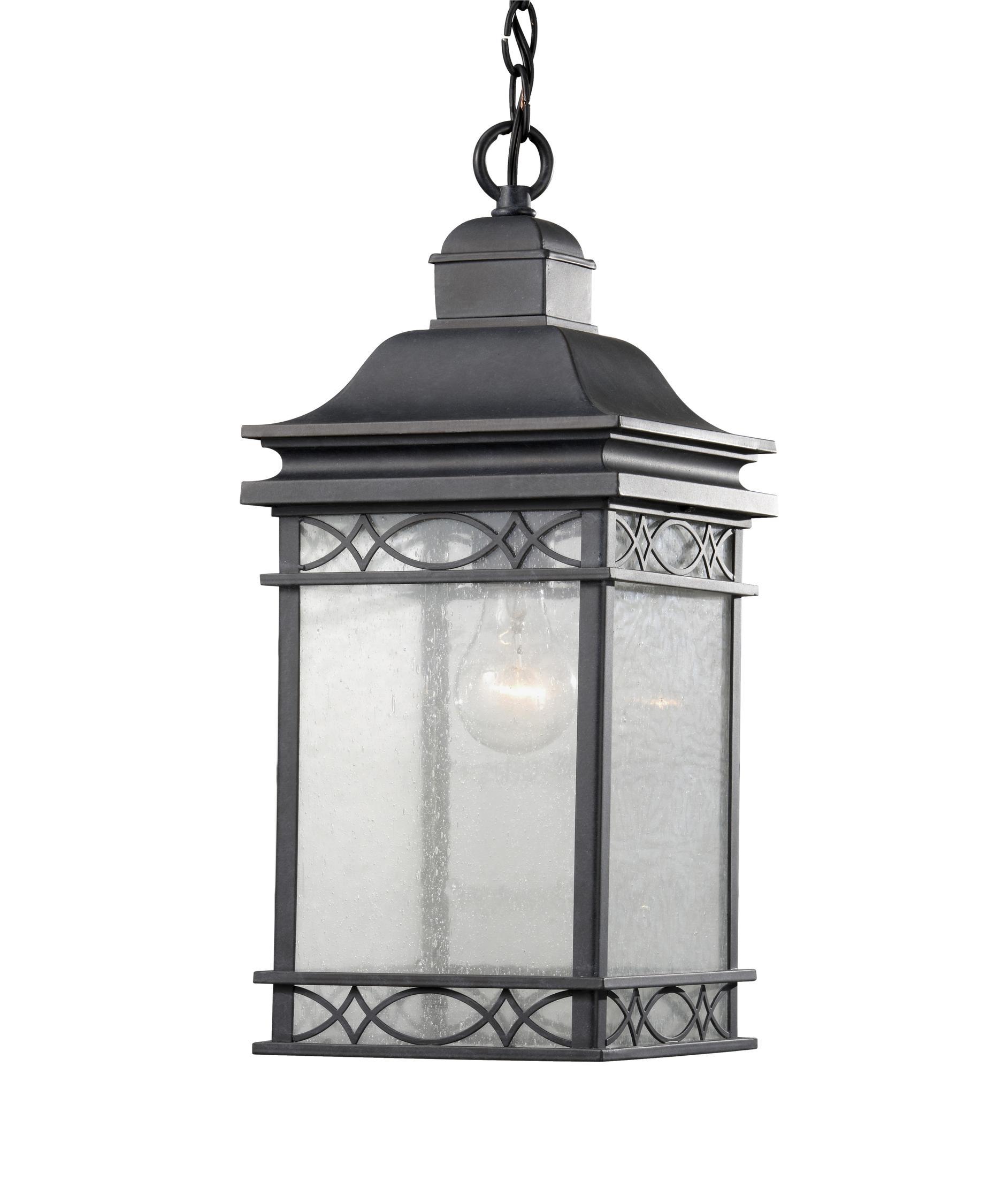 Murray Feiss Outdoor Lighting: Murray Feiss OL8011 Liberty 1 Light Outdoor Hanging