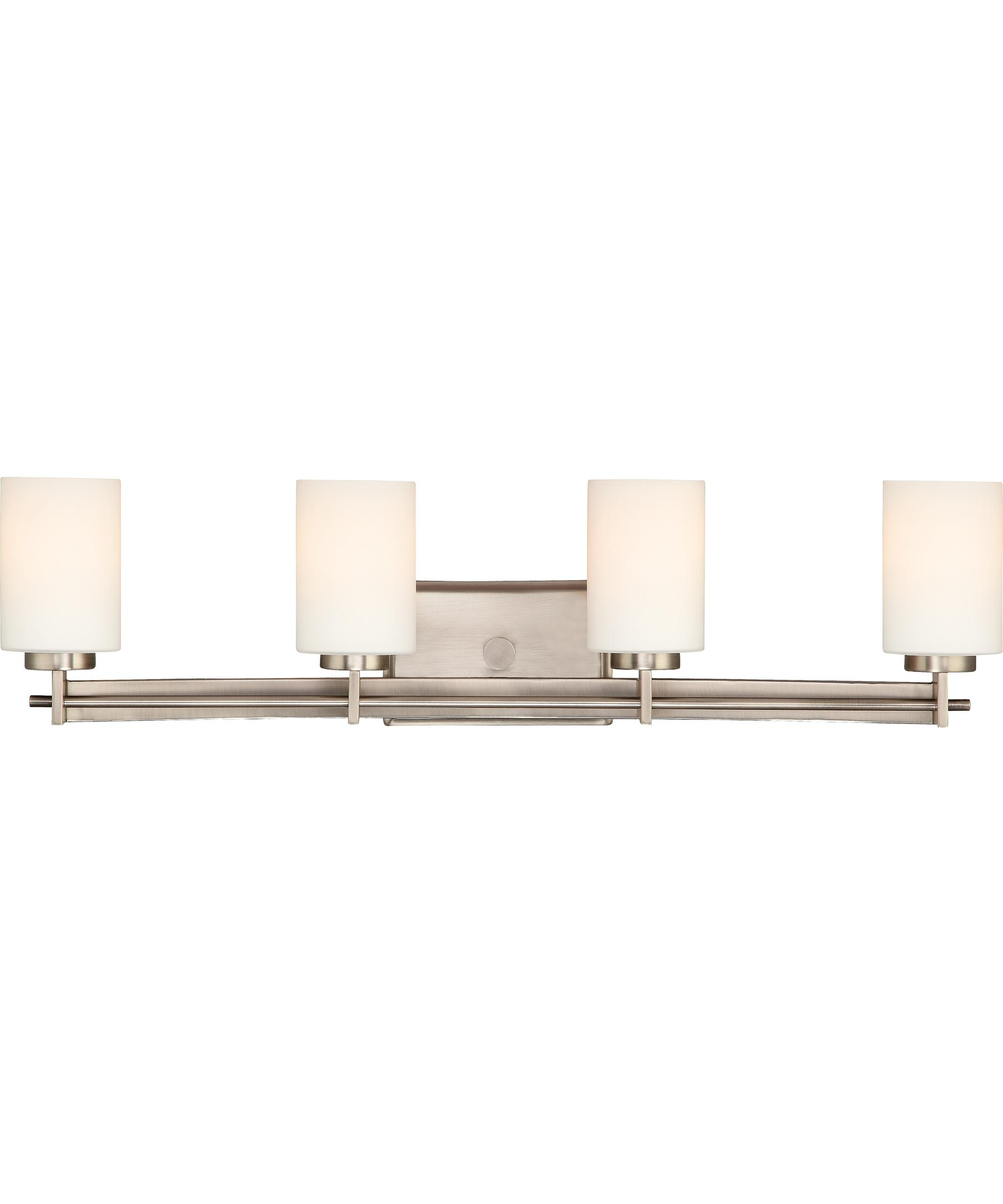Quoizel Bathroom Vanity Lights : Quoizel Taylor 30 Inch Bath Vanity Light Capitol Lighting 1-800lighting.com