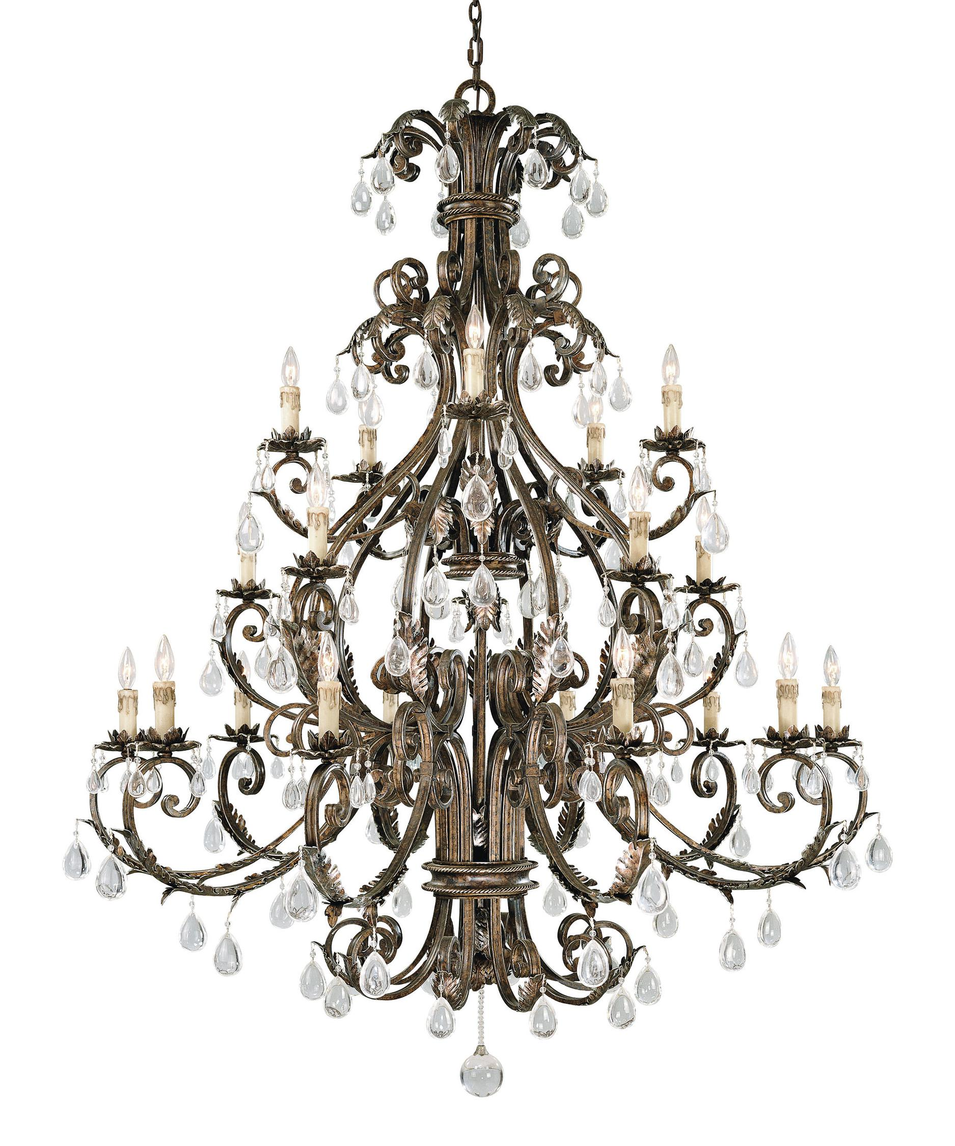 savoy house chastain 57 inch wide 20 light chandelier capitol lighting - Savoy Lighting
