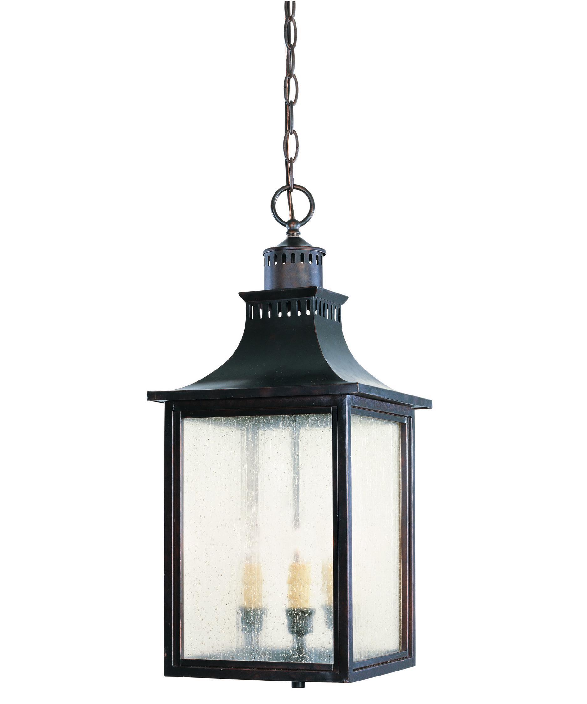 Outdoor hanging lighting - Savoy House 5 256 Monte Grande 10 Inch Wide 3 Light Outdoor Hanging Lantern Capitol Lighting 1 800lighting Com