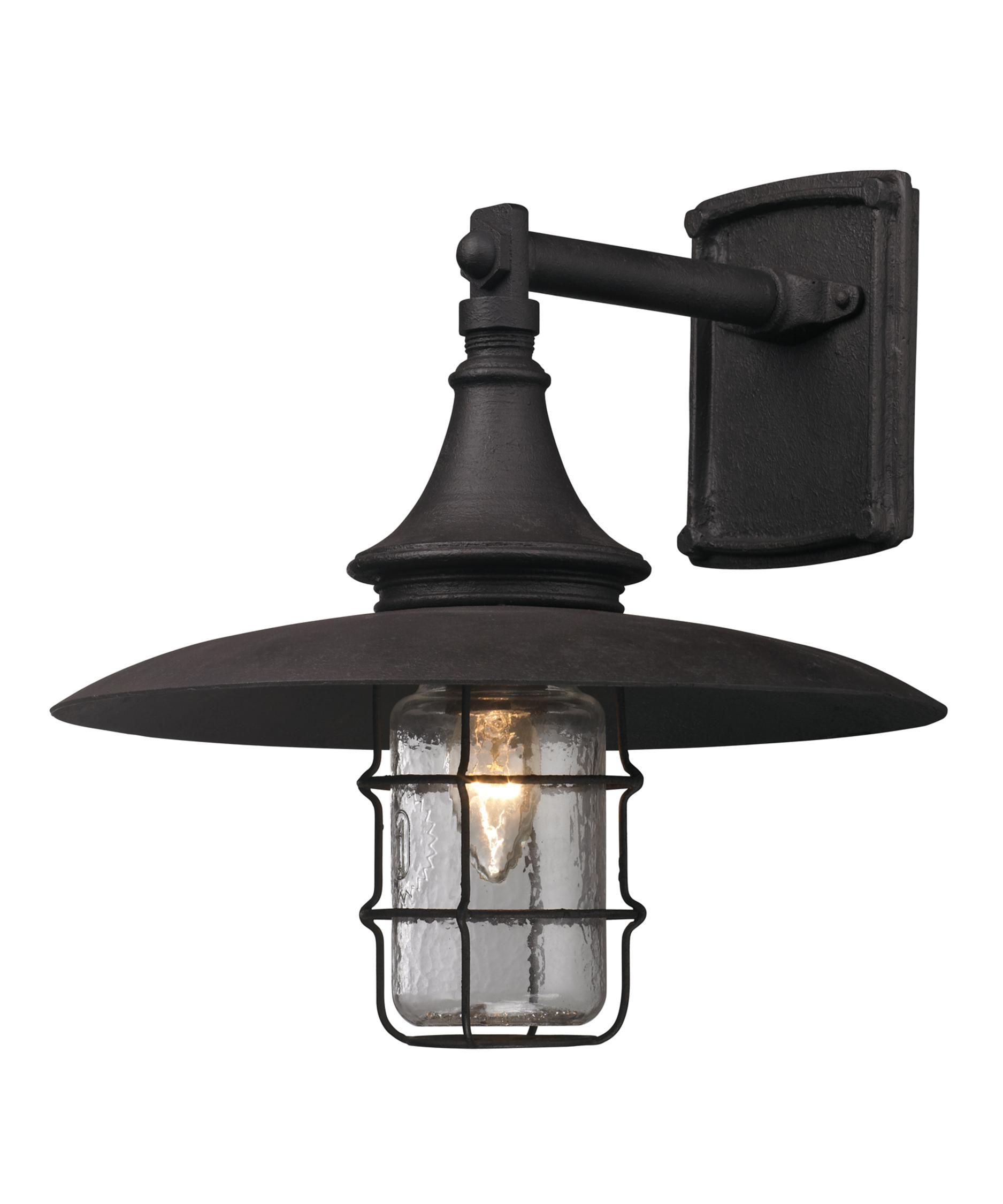 troy lighting allegany 13 inch wide 1 light outdoor wall light troy lighting allegany 13 inch wide 1 light outdoor wall light adfix ironmongery lighting hanging pendant lights