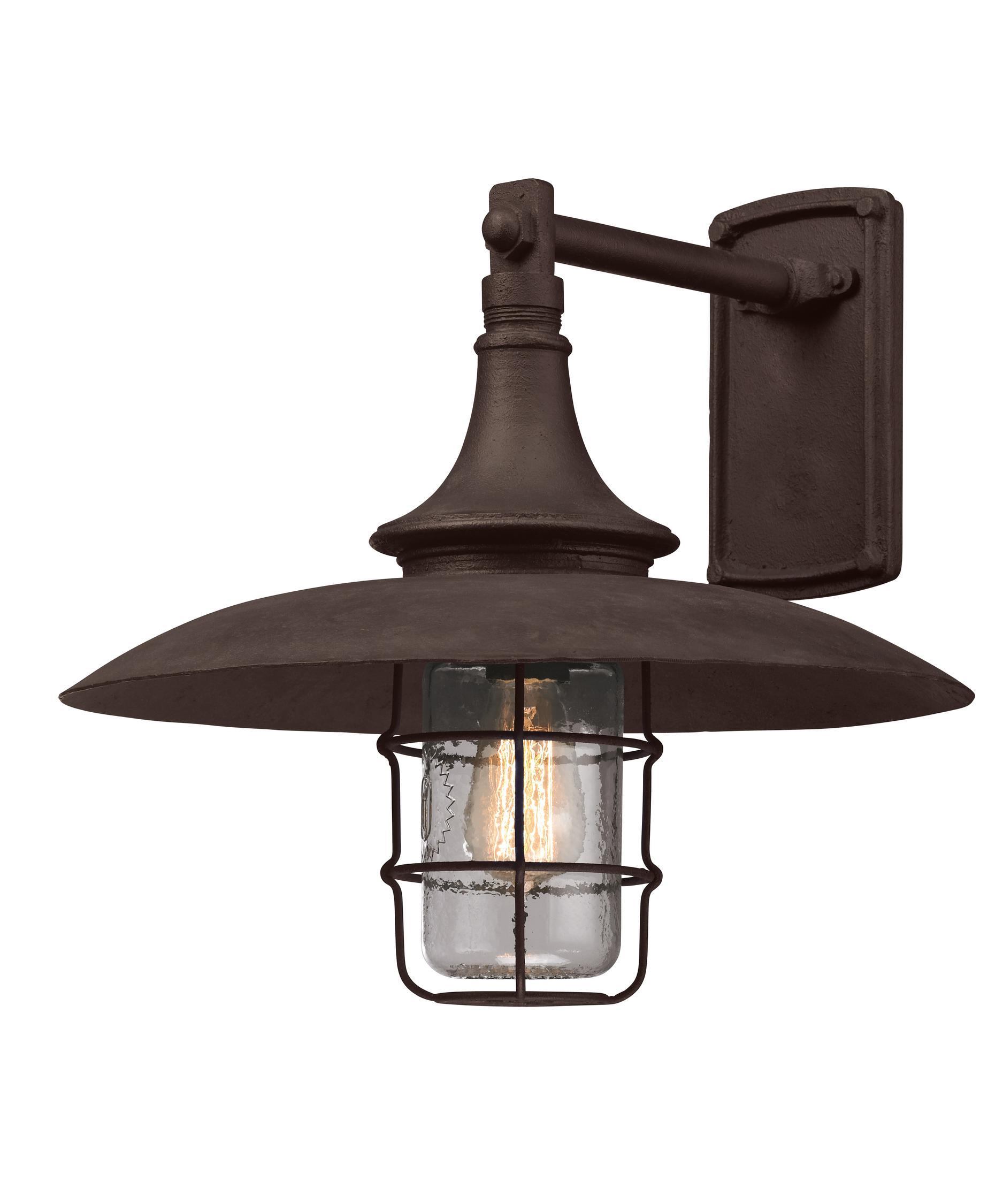 Troy Lighting B3222 Allegany 16 Inch Wide 1 Light Outdoor Wall ...