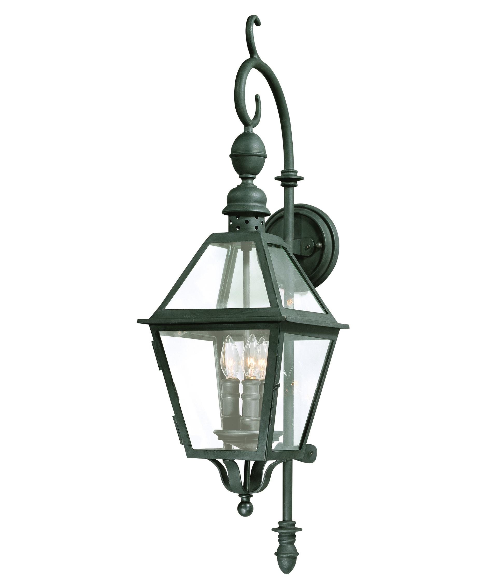 Troy Lighting B9621 Townsend 9 Inch Wide 3 Light Outdoor Wall ...