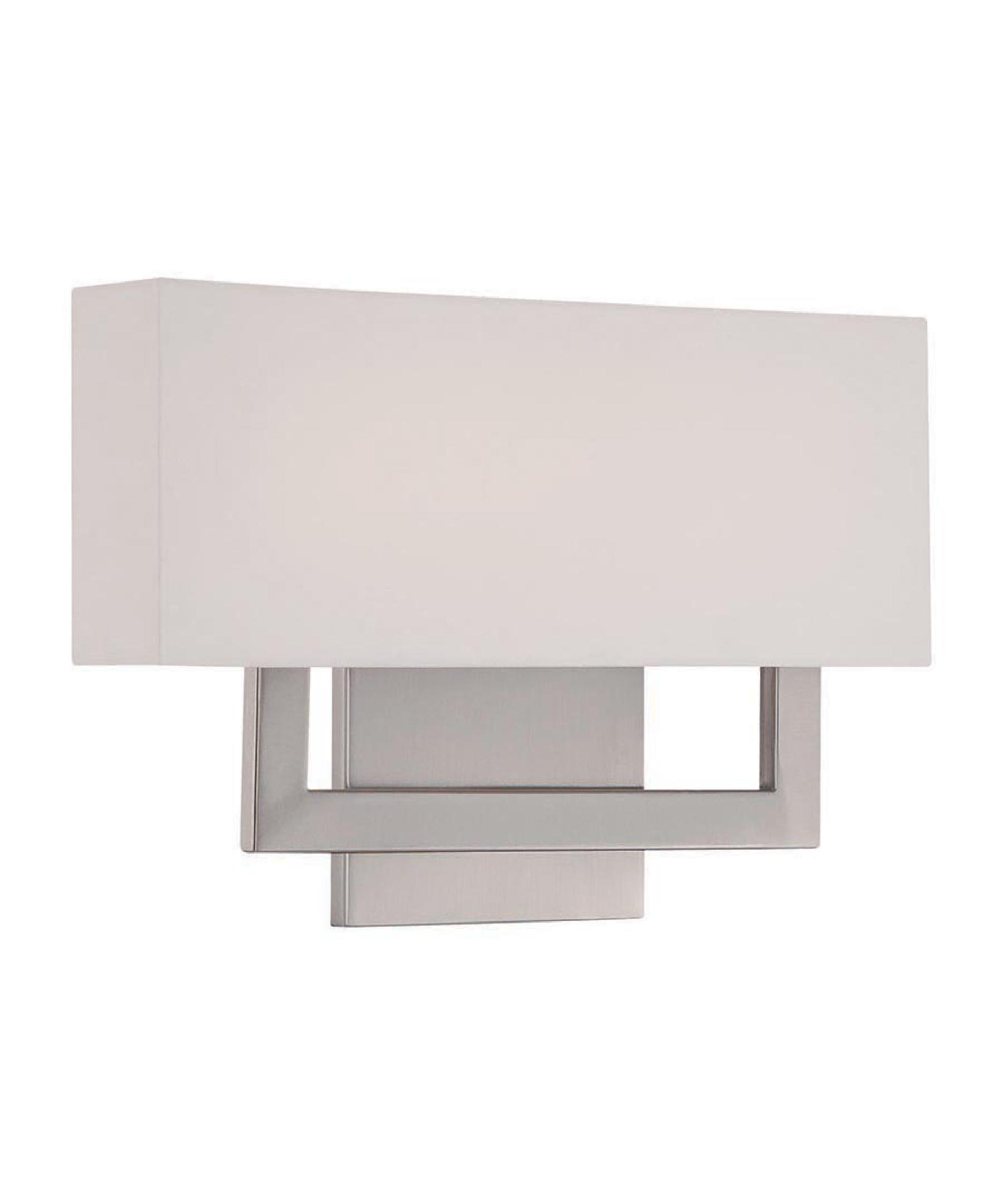 wac lighting ws13115 manhattan 15 inch wide wall sconce capitol lighting - Wac Lighting
