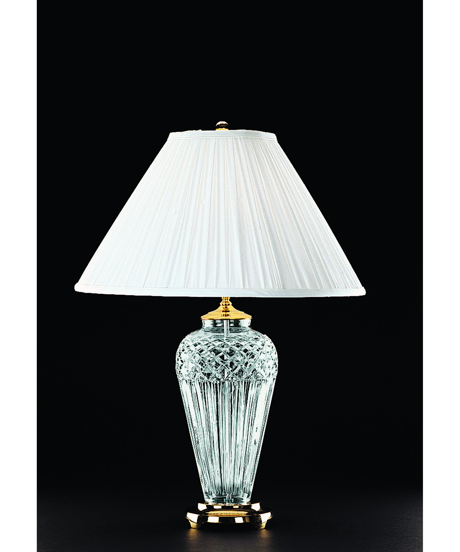 Waterford lighting 9919341310 belline 29 inch table lamp for 10 inch table lamps