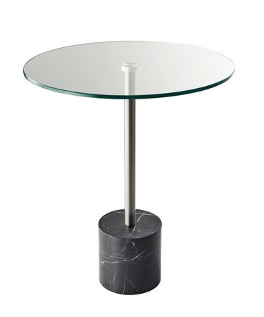 Shown in Steel-Black Marble finish