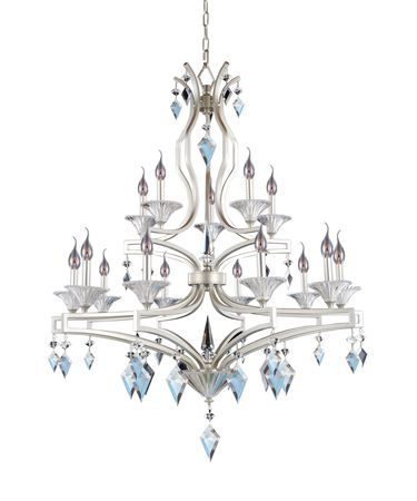 Shown In Tarnished Silver