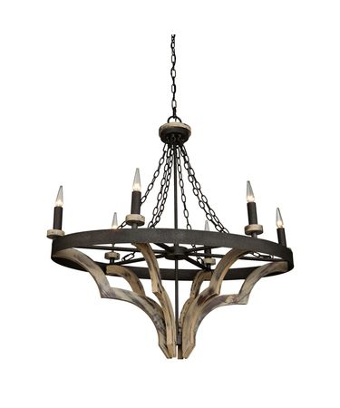 Shown in Black finish and Aspen Wood accent
