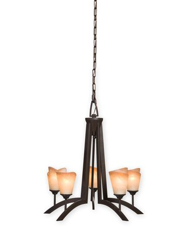 Shown in Oil Rubbed Bronze finish and Light Caramelized glass