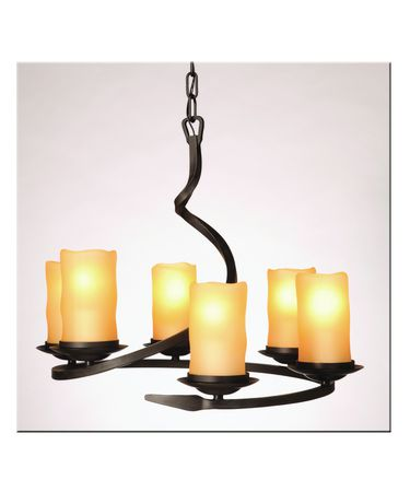 Shown in Bronze finish, Amber glass and Fabric Pleated shade