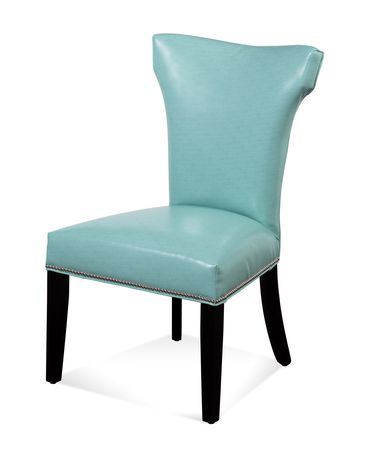Shown in Aqua finish