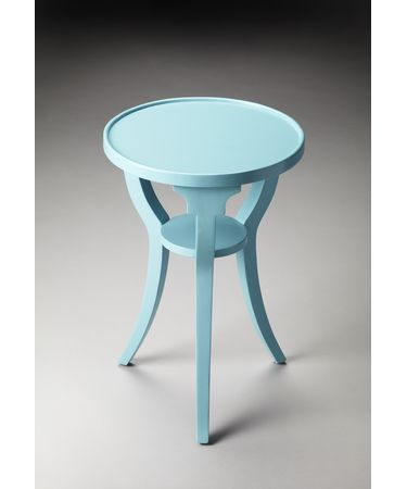 Shown in Sky Blue finish