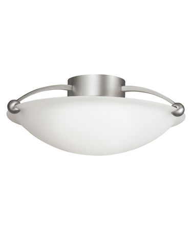 Kichler Swiss Passport 17 Inch Semi Flush Mount