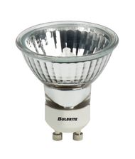 Bulbrite EXN-GU10 50 Watt 120 Volt MR16 Flood Halogen Bulb with Lens