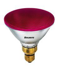 Bulbrite H90PAR38P 90 Watt 120 Volt Pink PAR38 Halogen Bulb