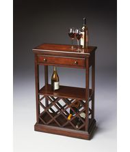 Butler Specialty 2131 Plantation Cherry Wine Rack