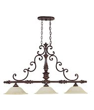 Capital Lighting 4153 Chesterfield 13 Inch Island Light