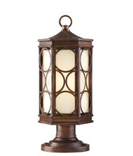 Corbett Lighting 61-83 Holmby Hills 1 Light Outdoor Pier Lamp
