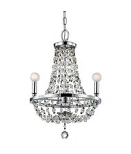 Crystorama 1543 Channing 15 Inch Mini Chandelier