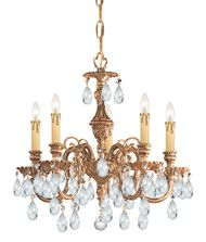 Crystorama 2905 Novella 18 Inch Mini Chandelier