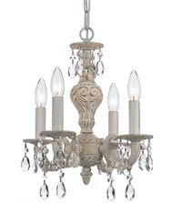 Crystorama 5024 Sutton 14 Inch Mini Chandelier