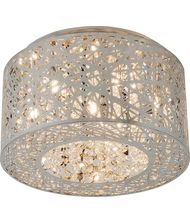 ET2 Lighting E21300 Inca 16 Inch Flush Mount