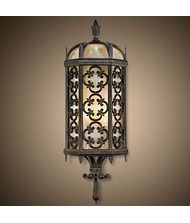 Fine Art Lamps 329681 Costa del Sol 2 Light Outdoor Wall Light