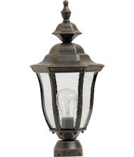 Maxim Lighting 1013 Madrona 1 Light Outdoor Post Lamp