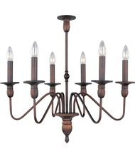 Maxim Lighting 11034 Towne 25 Inch Chandelier