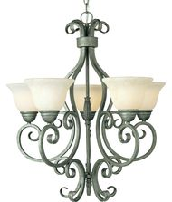 Maxim Lighting 12205 Manor 26 Inch Chandelier