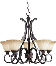 Maxim Lighting 13505 Allentown 27 Inch Chandelier
