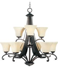 Maxim Lighting 21066 Oak Harbor 32 Inch Chandelier