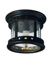 Maxim Lighting Santa Barbara 1 Light Outdoor Flush Mount