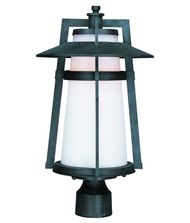 Maxim Lighting 3530SW Calistoga 1 Light Outdoor Post Lamp