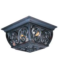Maxim Lighting 40129 Newbury 2 Light Outdoor Flush Mount