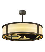 Maplewood 37 Inch Chandelier Ceiling Fan
