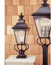 Murray Feiss Homestead 1 Light Outdoor Post Lamp