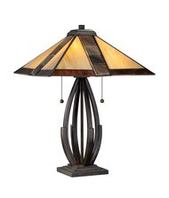 Quoizel TF1181T  24 Inch Table Lamp