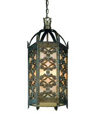 Troy Lighting F9908 Gables 4 Light Outdoor Hanging Lantern