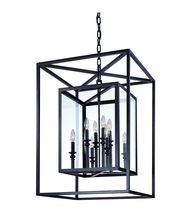 Troy Lighting F9998 Morgan 21 Inch Foyer Pendant